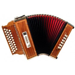 Accordéon Diatonique Hohner Cap Horn