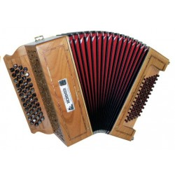 Accordéon Chromatique Hohner Fun Celtique II