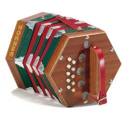 Concertina Diatonique Hohner D40/9