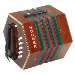 Concertina Diatonique Hohner D40/12