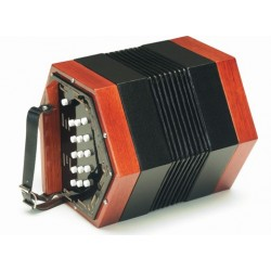 Concertina Diatonique Hohner D60/8