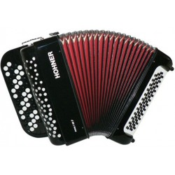 Accordéon Chromatique Hohner Nova 49 F