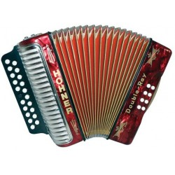 Accordéon Diatonique Hohner Double Ray