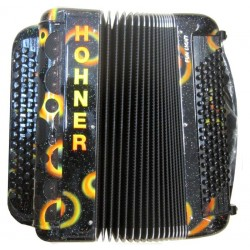 Accordéon Chromatique Hohner Fun Light 80 Basses
