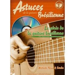 Astuces de la guitare brésilienne Vol 3