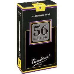 "Anche Vandoren Clarinette SIB ""56 rue Lepic"""