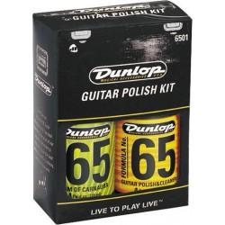 Kit Dunlop Polish pour Guitare