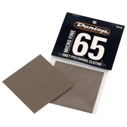 2 Chiffons Polish Microfibre Dunlop
