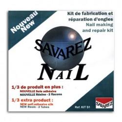 Kit Ongles Savarez