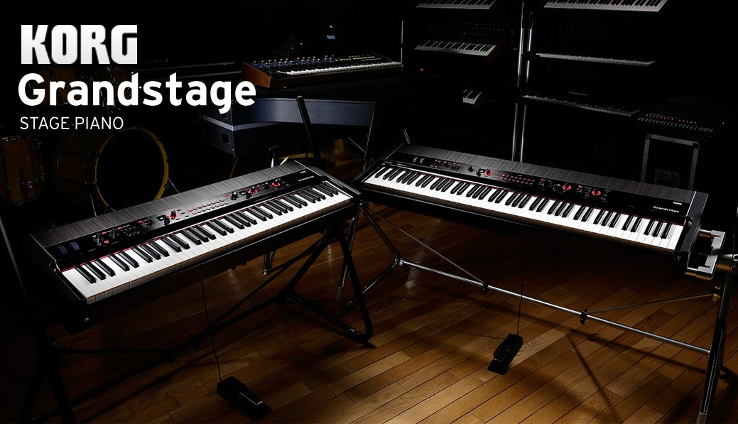 Korg Grandstage Piano 73 et 88 touches