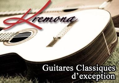 Guitares Classiques Kremona